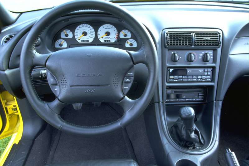 Drivingenthusiast 98 Ford Mustang For Japan